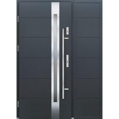 Drzwi wejściowe BELFORT Z DOSTAWKA PELNA  92 ELPREMA