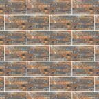Płytka elewacyjna KALLIO RUST 45X15X0,9 CM CERRAD