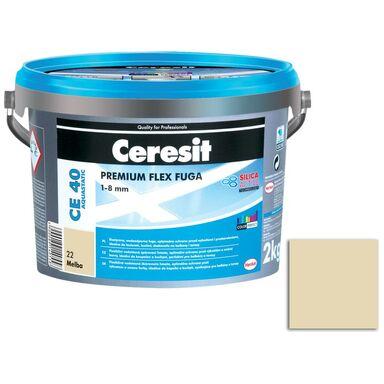 Fuga cementowa WODOODPRONA CE40  melba  2 kg CERESIT