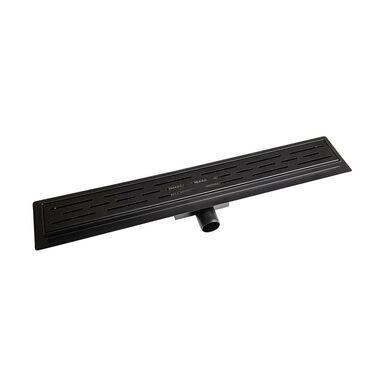 Odpływ liniowy prysznicowy BEST DRAIN 600 LINE BLACK BREEZZ