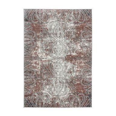 Dywan VENILIAS różowy 133 x 190 cm