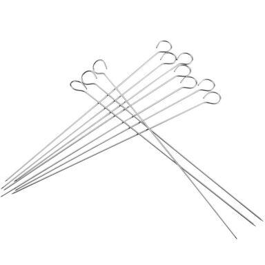 Szpikulce do szaszłyków 10 szt. dł. 40 cm do grilla NATERIAL