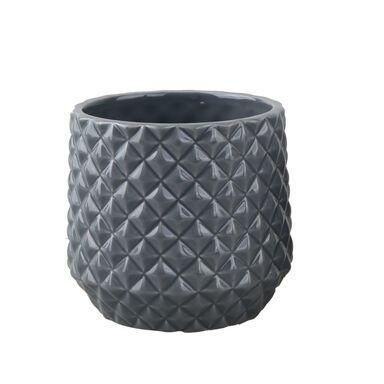 Osłonka ceramiczna 11 cm antracytowa PIK