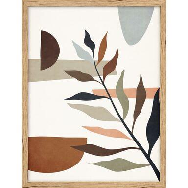 Obraz Liść III 30 x 40 cm