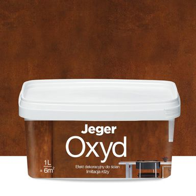 Efekt dekoracyjny OXYD 1 l Imitacja rdzy JEGER