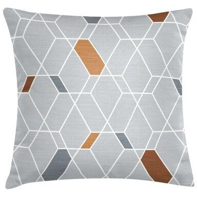 Poduszka gotowa GRID  45 x 45 cm