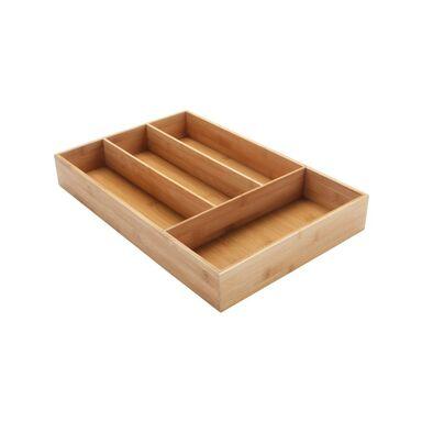 Wkład do szuflad 30 cm bambus Delinia iD