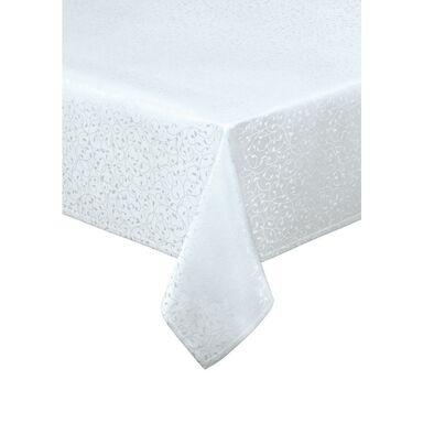 Obrus na stół Luca biały 160 x 300 cm