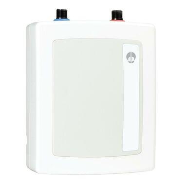 Elektryczny przepływowy ogrzewacz wody EQO-6 kW EQUATION