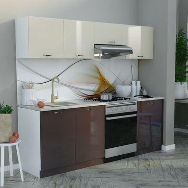 Zestaw mebli kuchennych BRIGITTE 5 EL. DREWMEX