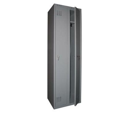 Szafa metalowa Dwukomorowa TG-MSU-ECO/BASIC/1_PKT wys. 180 x BAYERSYSTEM
