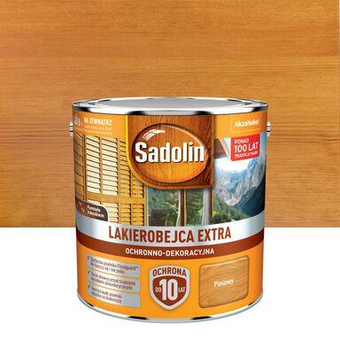 Lakierobejca do drewna Extra 2.5 l Piniowy Sadolin
