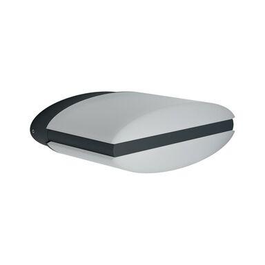 Kinkiet zewnętrzny ELLIPSE IP44 szary aluminium LED OSRAM