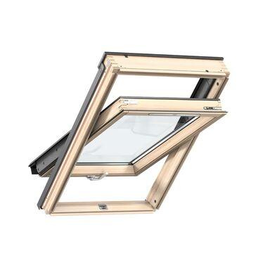 Okno dachowe 3-szybowe GLL 78 x 118 cm otwierane od dołu Velux