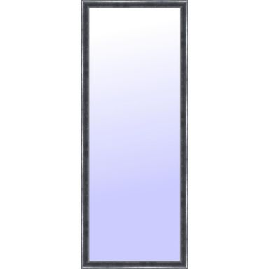 Lustro S407016 Srebrne 45 X 126 Cm W Drewnianej Ramie