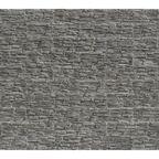 Kamień elewacyjny betonowy Arena Grafit 37,5 x 10 cm 0.41m2 Incana
