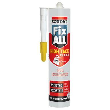 Klej hybrydowy FIX ALL 290 ml SOUDAL