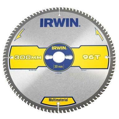 Tarcza do pilarki tarczowej 300 mm/96T/30 IRWIN MULTIMATERIAL