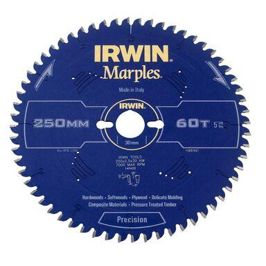 Tarcza do pilarki tarczowej 250MM/60T M/30 IRWIN MARPLES