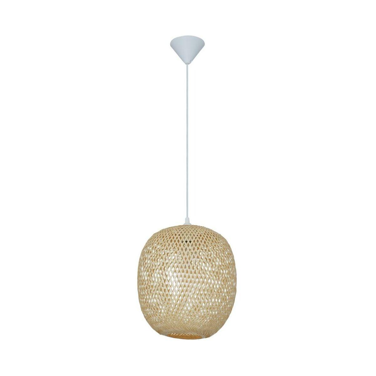Lampa Wiszaca Annam Bezowa E27 Inspire Zyrandole Lampy Wiszace I Sufitowe W Atrakcyjnej Cenie W Sklepach Leroy Merlin