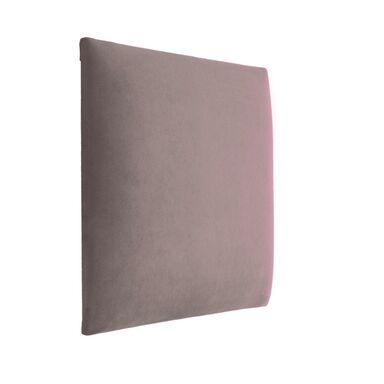 Panel tapicerowany Wrzos flamingo 30x30 cm
