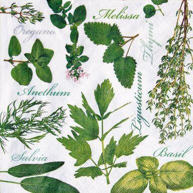 Serwetki Herbal taste 33 x 33 cm 20 szt.