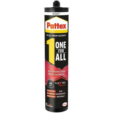 Klej montażowy ONE FOR ALL BŁYSKAWICZNA PRZYCZEPNOŚĆ PATTEX