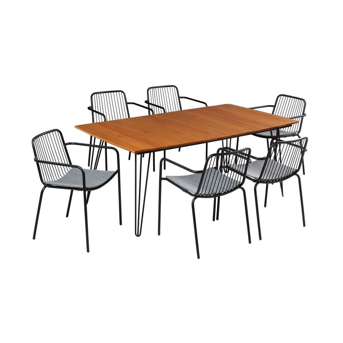 Krzeslo Ogrodowe Zoe Stalowe Czarne Krzesla Fotele Lawki Ogrodowe W Atrakcyjnej Cenie W Sklepach Leroy Merlin