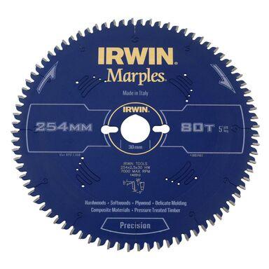 Tarcza do pilarki tarczowej 254MM/80T M/30 IRWIN MARPLES