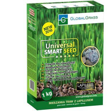 Trawa uniwersalna UNIVERSAL SMART SEED 1 kg GLOBAL GRASS