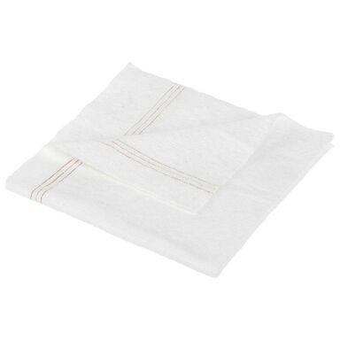 Ścierka do podłóg 60 x 70 cm biała NOLAN