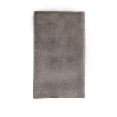 Dywan pluszowy shaggy RABBII grafitowy 120 x 160 cm