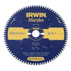 Tarcza do pilarki tarczowej 254MM/84T/30  254 mm zęby: 84 szt. IRWIN MARPLES MULTIMATERIAL