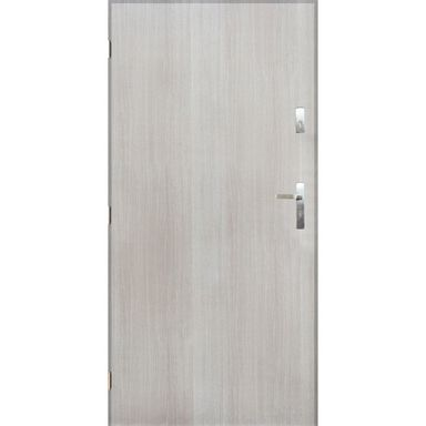 Drzwi wejściowe GRENOBLE Dąb sonoma 80 Lewe PANTOR