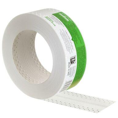 Taśma do płyt gipsowo-kartonowych medium zielona 20 mb Center-Flex