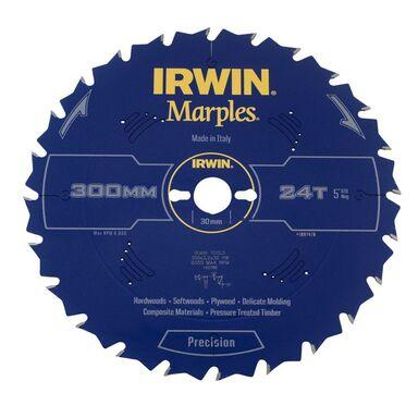 Tarcza do pilarki tarczowej 300MM/24T/30 śr. 300 mm  24 z IRWIN MARPLES