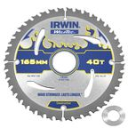 Tarcza do pilarki tarczowej 165MM/40T/30(20) IRWIN WELDTEC