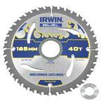 Tarcza do pilarki tarczowej 165MM/40T/30(20) śr. 165 mm  40 z IRWIN WELDTEC