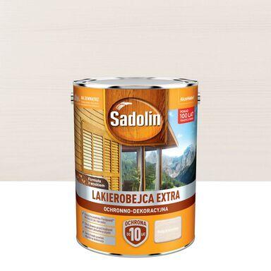 Lakierobejca do drewna Extra 5 l Biały kremowy Sadolin
