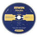 Tarcza do pilarki tarczowej 260MM/84T/30 śr. 260 mm  84 z IRWIN MARPLES MULTIMATERIAL