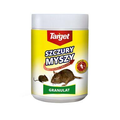 Środek na myszy, szczury 200 g PATENRAT GRAN TARGET