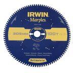 Tarcza do pilarki tarczowej 305MM/100T/30  305 mm zęby: 100 szt. IRWIN MARPLES MULTIMATERIAL