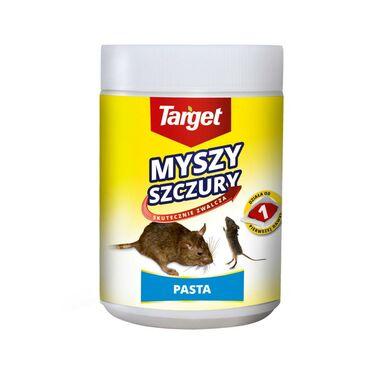 Środek RATIMOR PASTA na myszy, szczury 200 g TARGET