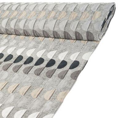 Tkanina na mb MOON  szer. 140 cm  LINDER