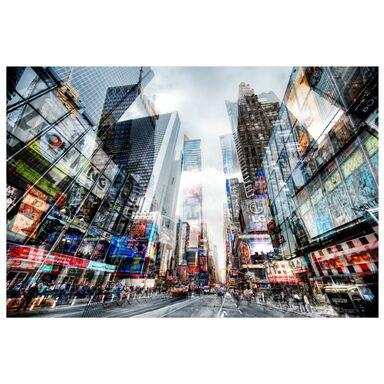 Obraz szklany GLASSPIK CROWD 120 x 80 cm
