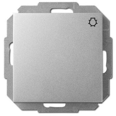 Przycisk do światła SENTIA  srebrny  ELEKTRO - PLAST