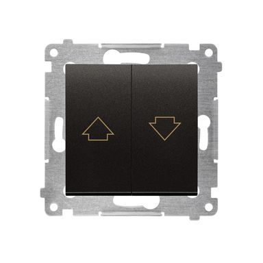 Włącznik centralny rolet DZP1.01/48  Antracyt  SIMON54