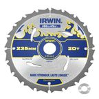 Tarcza do pilarki tarczowej 235MM/20T/30(20) IRWIN WELDTEC