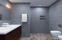 Ścianki wewnętrzne w łazience