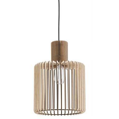 Lampa wisząca PORTORYKO brązowa E27 PREZENT